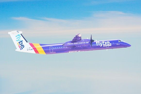 Flybe renews its contract for EFOS Training Management System