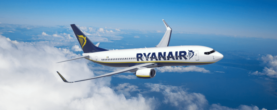 Ryanair has signed a new 3 year agreement with Evoke Systems to continue supplying Ryanair with the well-established EFOS platform