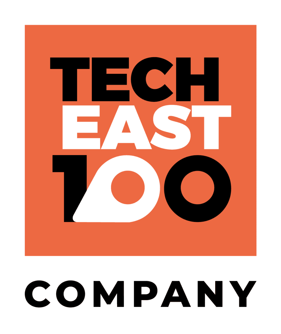 Evoke win place on Tech East 100