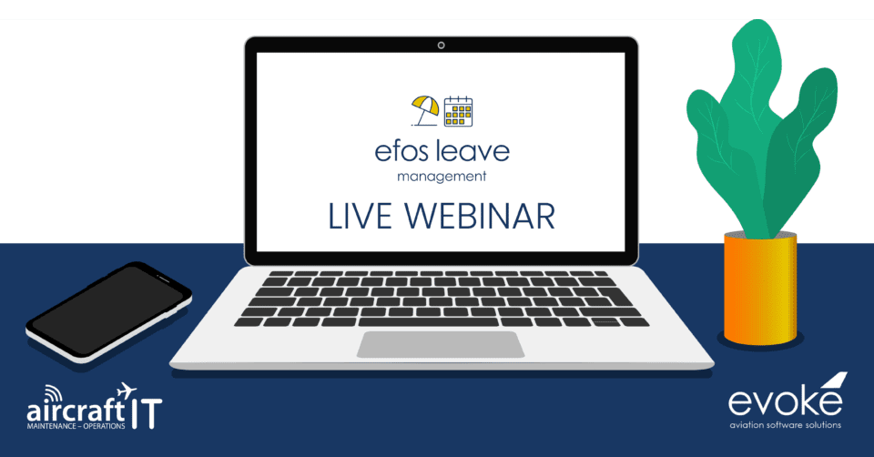 EFOS Leave Management Suite Live Webinar