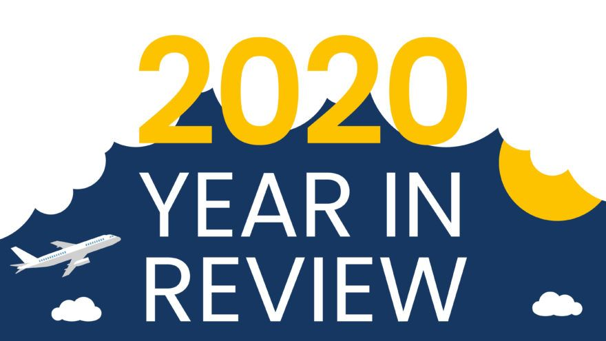 2020 in numbers: a year in review